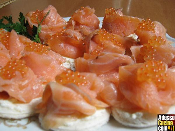 Pancarré al salmone