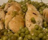 Involtini di pollo ripieni di speck e formaggio