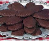 Biscotti Nzuddi - Mostaccioli