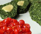 Polpettone di spinaci