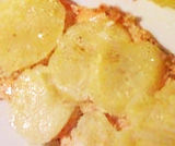 Filetti di trota in crosta di patate