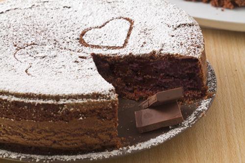 Torta al cioccolato morbidissima