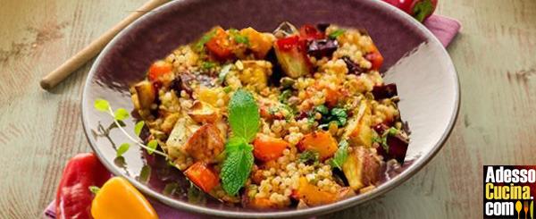 Cous cous ricette carne e verdure