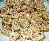 Spirali di crepes