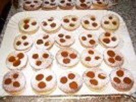 Biscotti natalizi tirolesi