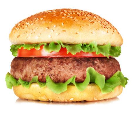 Hamburger  alla boscaiola