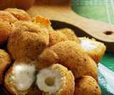 Crocchette di patate ripiene