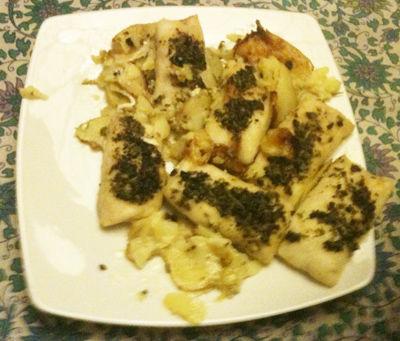 Filetti di merluzzo al forno con patate