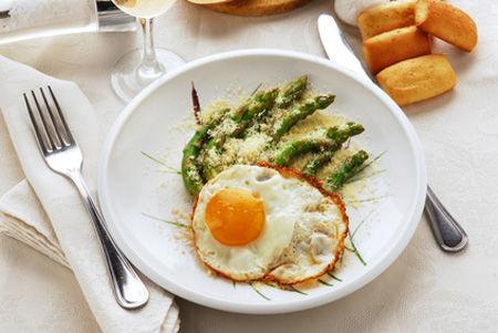 Uova e asparagi - Ricetta