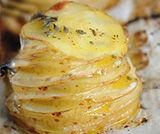 Torretta di patate e noci