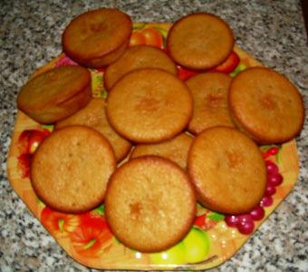 Muffin al succo d