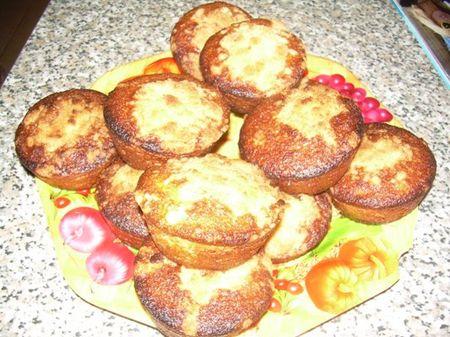Muffin croccanti