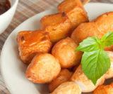 Crocchette di tofu alle olive