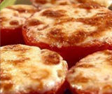 Pomodori gratinati con sottilette
