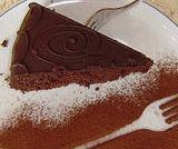 Torta Sacher light