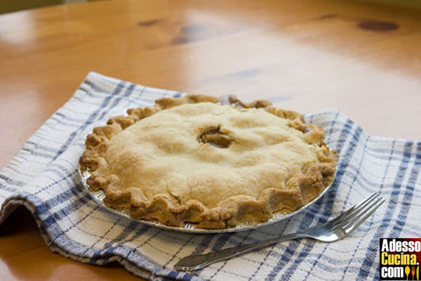 Torta irlandese di mele - Irish Apple Pie