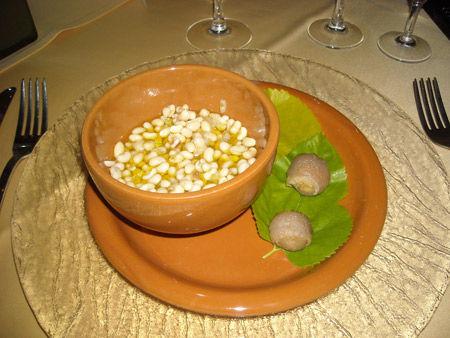 Fagiolina al pomodoro e basilico