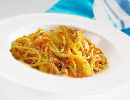 Spaghetti di zucca