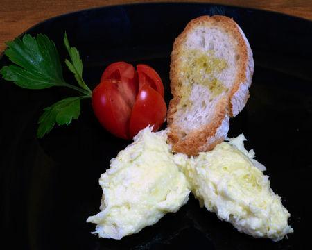 Brandacujun - Baccalà mantecato con patate e olio extravergine di oliva