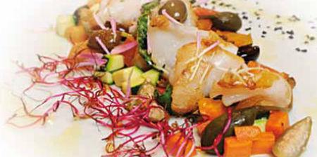 Calamari alle verdurine - Ricetta