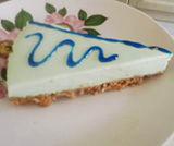 Cheesecake alla menta