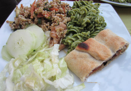 Strudel di verdure - Ricetta
