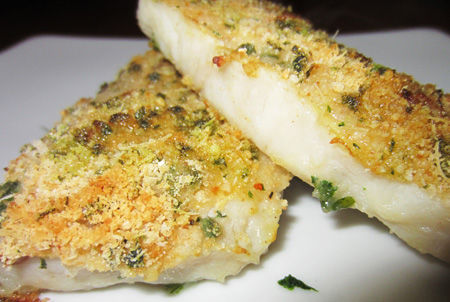 filetti di merluzzo con panatura aromatica - ricetta su ... - Cucinare Filetto Di Merluzzo