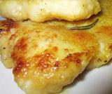 Filetto di pesce al rosmarino