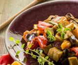 Seitan con olive e peperoni