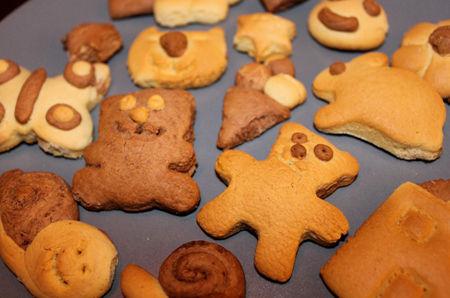 Biscotti creativi