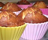 Muffins alla frutta secca