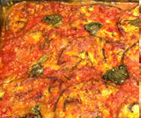 Parmiggiana di melanzane light