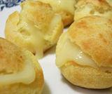 Bignè salati al formaggio