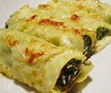 Cannelloni al mascarpone