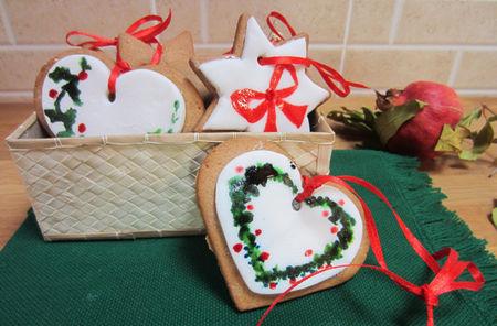Biscotti Natale Pasta Di Zucchero.Biscotti Natalizi Come Decori O Regalo Videocorsi Di