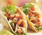 Tacos di pesce della Bassa Californ...