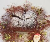 Dolce di Pandoro al cioccolato