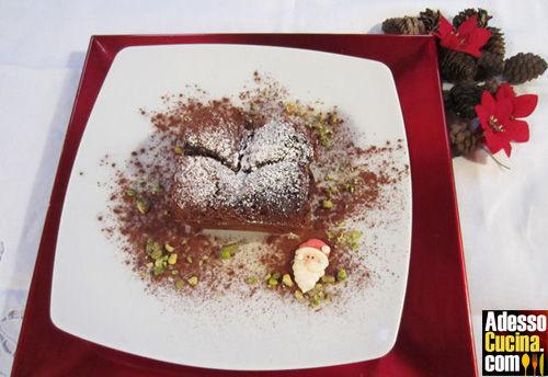 Dolce di Pandoro al cioccolato - Ricetta