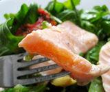 Filetto di salmone marinato