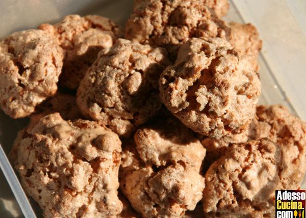 Ricetta brutti ma buoni biscotti