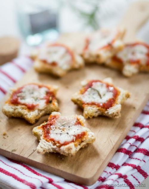 Pizzette salate - Ricetta