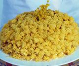 Torta Mimosa con crema profumata al...