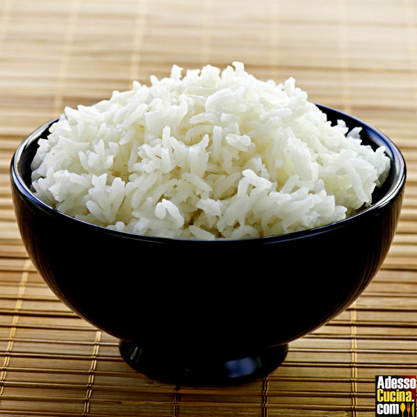 Riso bianco cinese ricetta vegetariana su for Ricette cinesi riso