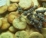 Biscotti ai fiori di lavanda