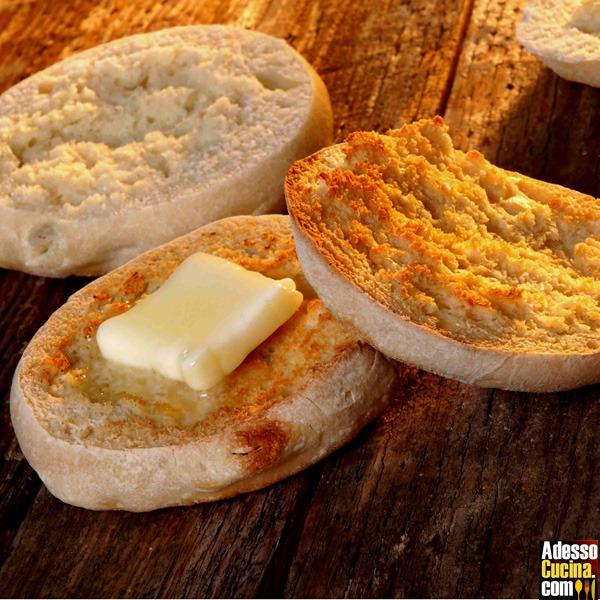 Muffin alla piastra