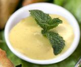 Salsa di yogurt alla senape