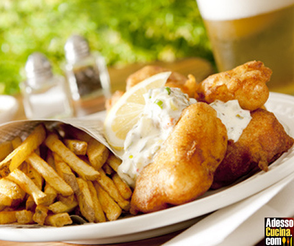 Fish and Chips - Ricetta