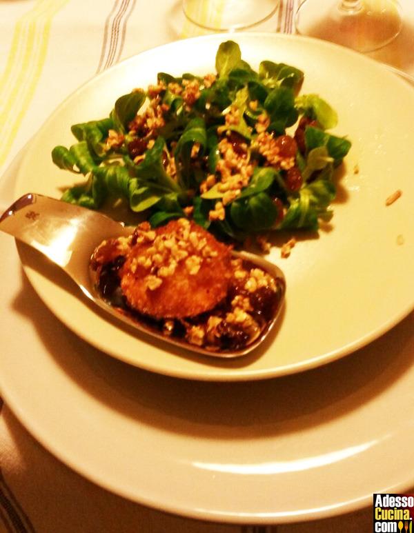 Tuorlo impanato - Ricetta