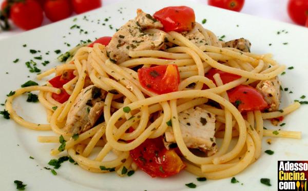Spaghetti alla pescatora - Ricetta