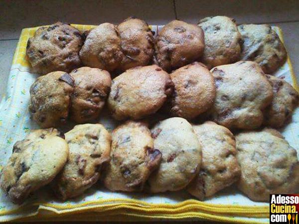 Cookies al cioccolato - Ricetta